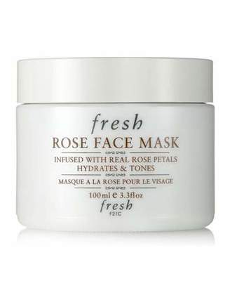 Fresh Rose Face Mask, 3.3 oz./ 100 mL