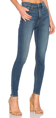 GRLFRND Kendall High-Rise Super Stretch Skinny Jean.