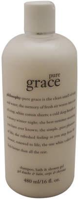 philosophy Unisex 16Oz Pure Grace Shampoo, Bath & Shower Gel