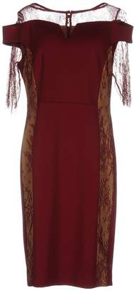 Clips Knee-length dresses - Item 34730788DQ