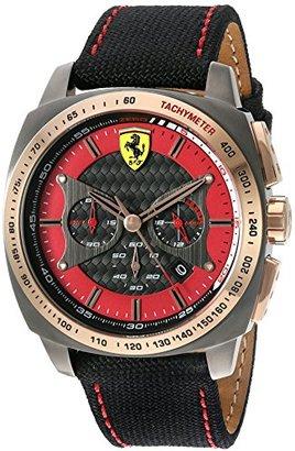 Ferrari (フェラーリ) - ブルãƒ1⁄4 メãƒ3ã'1 アナログ ã'«ã' ̧ュアル ã' ̄ã'©ãƒ1⁄4ツ Ferrari æTM'è ̈ˆ AERO EVO ???? 0830294