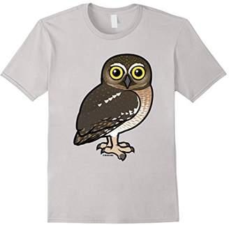 Cute Cartoon Elf Owl T-Shirt