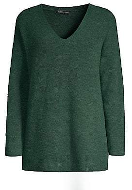 Eileen Fisher Women's V-Neck Boucle Sweater