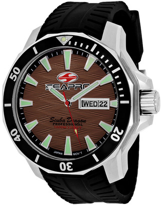 Seapro Men's Scuba Dragon Diver Limite Watch