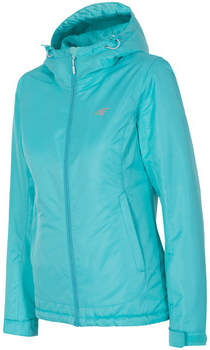 4F Windjacken Women's Ski Jacket H4Z17-KUDN001TURQS