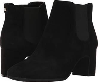 Anne Klein Women's GORGIA Suede Ankle Boot