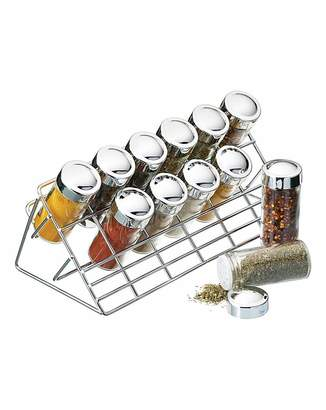 Laundry by Shelli Segal Home Made Chrome Plated Spice Rack