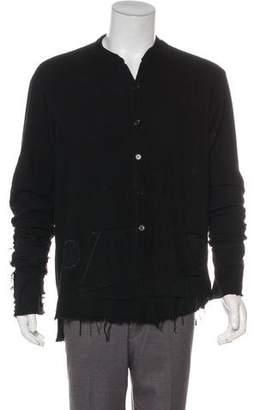 Greg Lauren 50/50 Flannel Studio Shirt