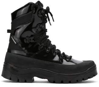 À La Garçonne vynil boots