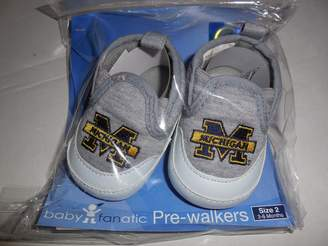 Baby Fanatic University of Michigan Pre - Walkers Shoes