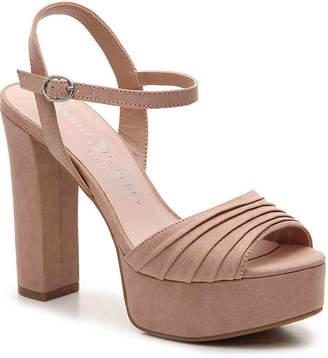 6c0b19379ce Chinese Laundry Beige Open Toe Women s Sandals - ShopStyle