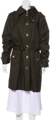 MICHAEL Michael Kors Casual Button-up Jacket
