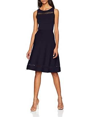 French Connection Women's Kai Dress, (Duchess Blue), (Size:--)