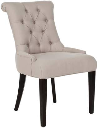 Safavieh 2-pc. Bowie Rollback Armchair Set