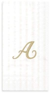 Paper Monogram Letter