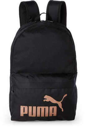 Puma Black Lifeline Laptop Backpack