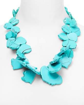 "BAUBLEBAR Seaglass Bib Necklace, 22"" $68 thestylecure.com"