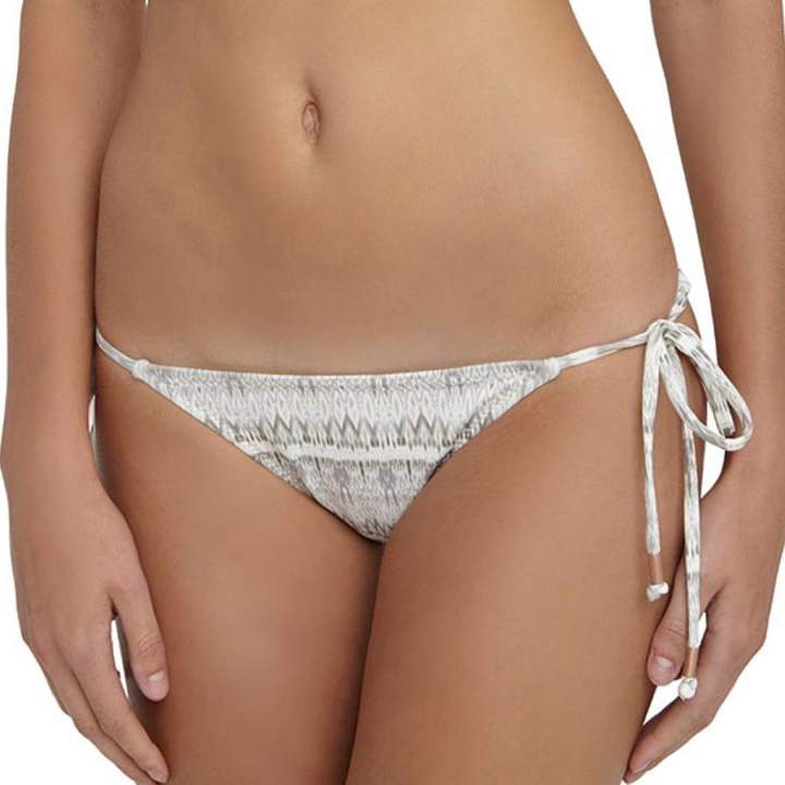 Sage Earth Shadow Tie Side Bikini Briefs