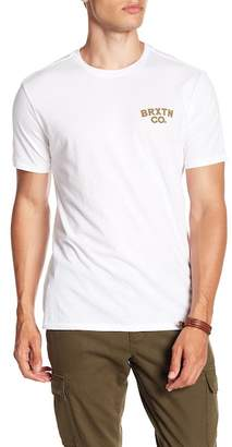 Brixton Guardian Short Sleeve Premium Tee