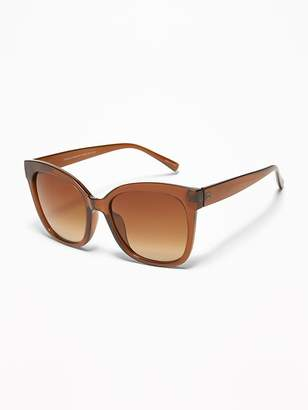 Old Navy Oversized Square-Frame Sunglasses for Women