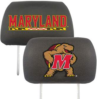 Fanmats FANMATS Maryland Terrapins 2-pc. Head Rest Covers