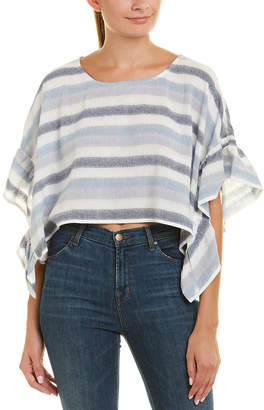 BCBGeneration Poncho Top