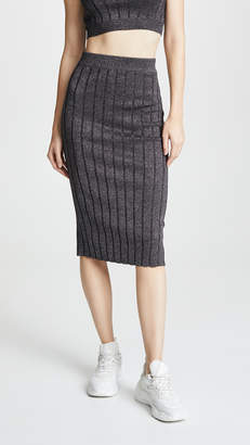 alexanderwang.t Metallic Skirt