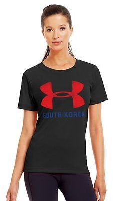 Under Armour Women's South Korea Pride Graphic T-Shirt
