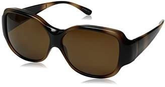 Solar Shield Beverly Polarized Rectangular Sunglasses