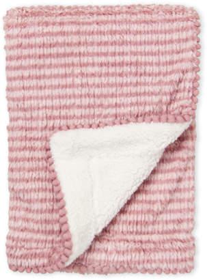 Baby Essentials Kyle & Deena (Newborn/Infants) Marled Plush Blanket