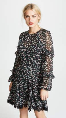 DAY Birger et Mikkelsen La Maison Talulah Unwavering Glamour Long Sleeve Mini Dress