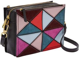 Fossil Campbell Crossbody Handbag Multi