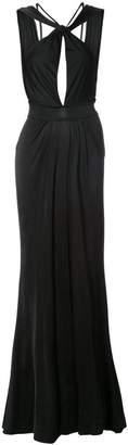 Zac Posen Wendy Grecian gown