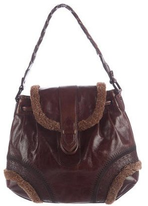 Cole Haan Leather Victoria Hobo $230 thestylecure.com