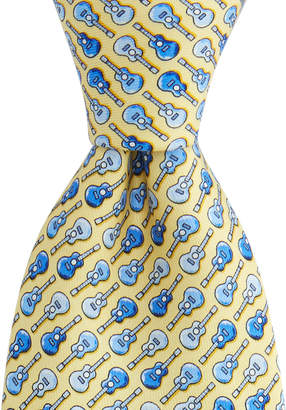 Vineyard Vines Guitars Tie