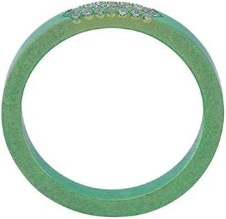 Ileana Makri Eye M By thin band ring