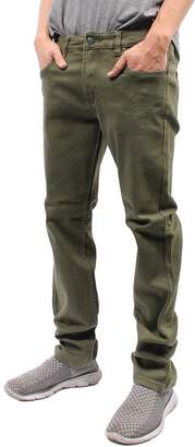 Victorious Mens Color Skinny Jeans-(Size)