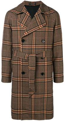 Tagliatore Ridley double-breasted coat