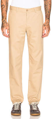 Maison Margiela Soft Brushed Chino