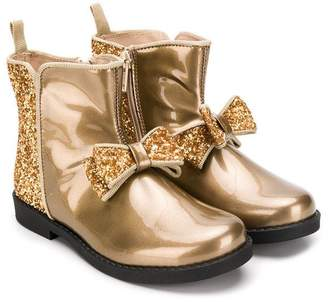 Florens glittered ankle boots
