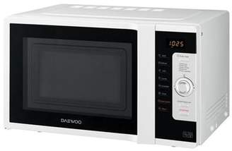 At F Clothing Daewoo Koc9c0t Combination Microwave Oven With Grill 28 Litre White