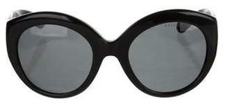 Ralph Lauren Tinted Oversize Sunglasses