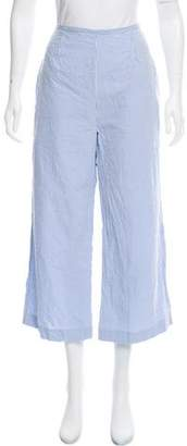 Solid & Striped STAUD x Solid + Striped Lightweight Pinstripe Pants w/ Tags