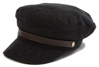 David & Young Plain Lieutenant Cap