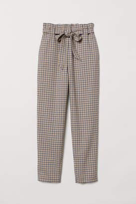 H&M Pull-on Pants - White