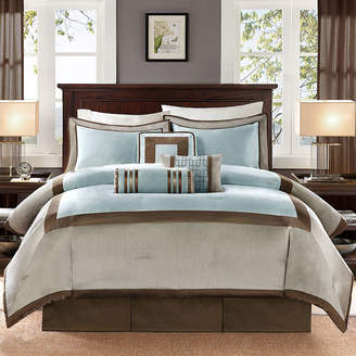 JCPenney Madison Park Abigail 7-pc. Contemporary Comforter Set