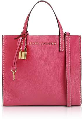 Marc Jacobs The Grind Mini Leather Tote Bag