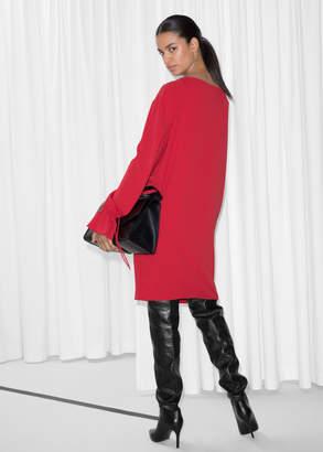 Tunic Mini Dress