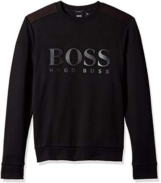 HUGO BOSS BOSS Green Men's Salbo Basic Double Face Sweatshirt