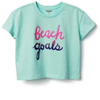 Gymboree Beach Goals Tee